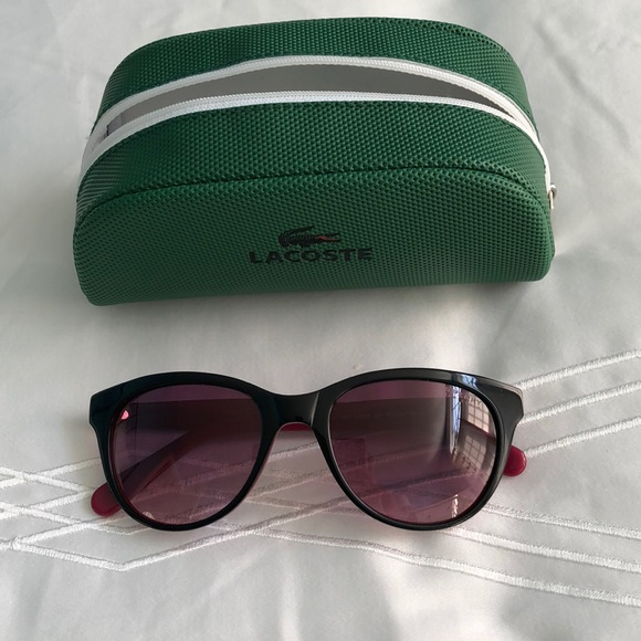 9d79db8474b2 Sperry Brand New Sunglasses with Free Lacoste Case.  M 5ad2057b9a9455b3f869ae7c. Other Accessories ...